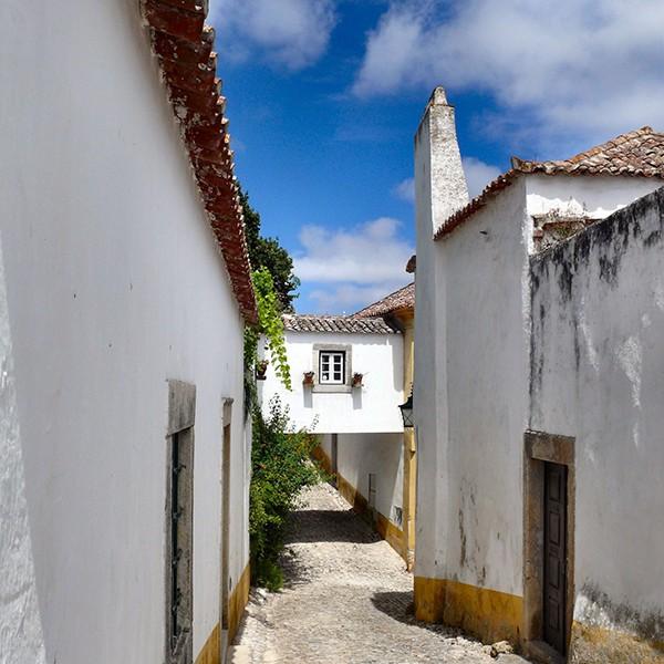 Óbidos e Ericeira nos melhores pequenos destinos de férias