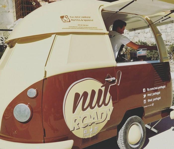 Nut'Roady leva a Nutella até ti