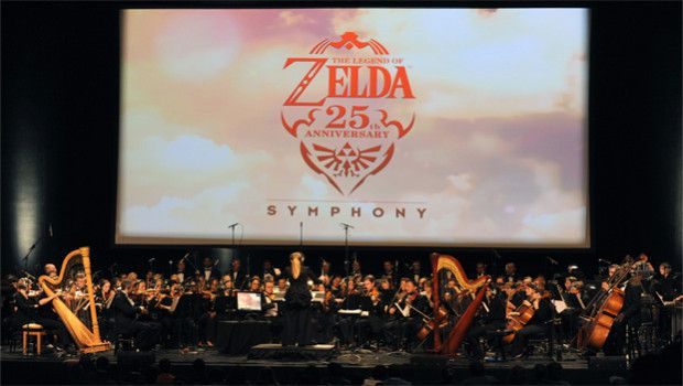 """The Legend of Zelda"" em concerto!"