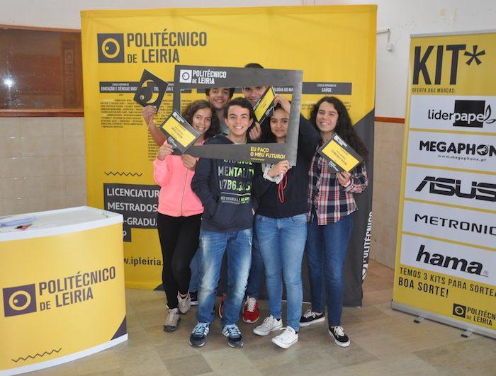 Será que foste um dos vencedores do Kit IPLeiria?
