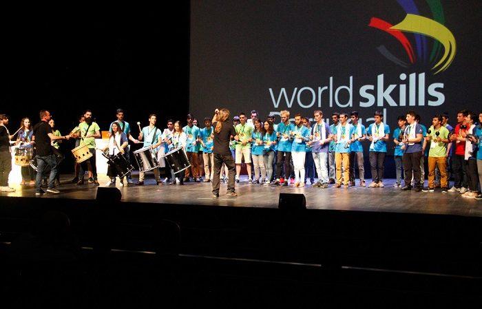 Excelência premiada no WorldSkills Portugal