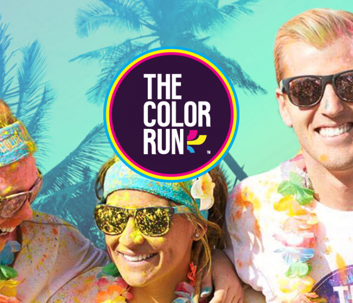 Estás pront@ para a The Color Run? Já te podes inscrever!