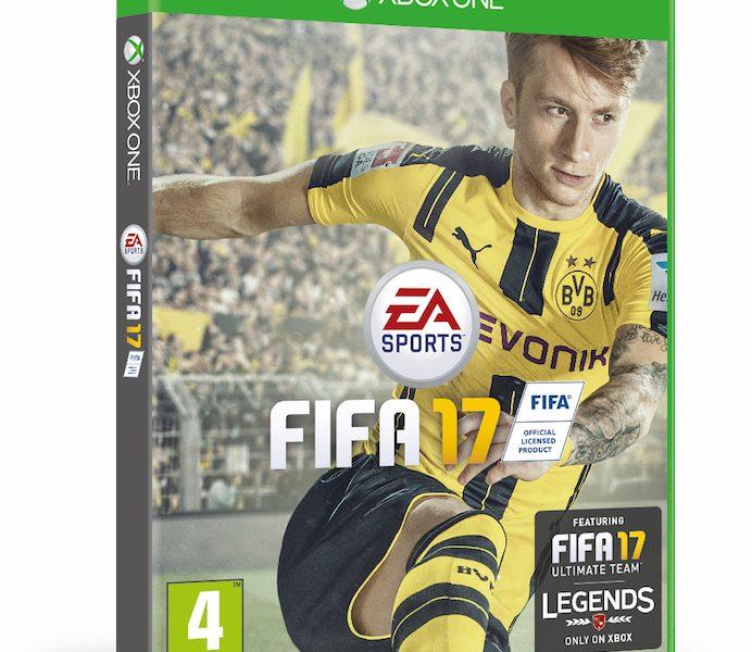 Já viste quem está na capa do FIFA 17?