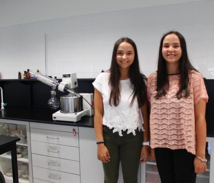 Duas alunas de Bragança nas Olimpíadas Ibero-Americanas da Química