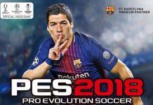 PES 2018 tem Luís Suarez na capa