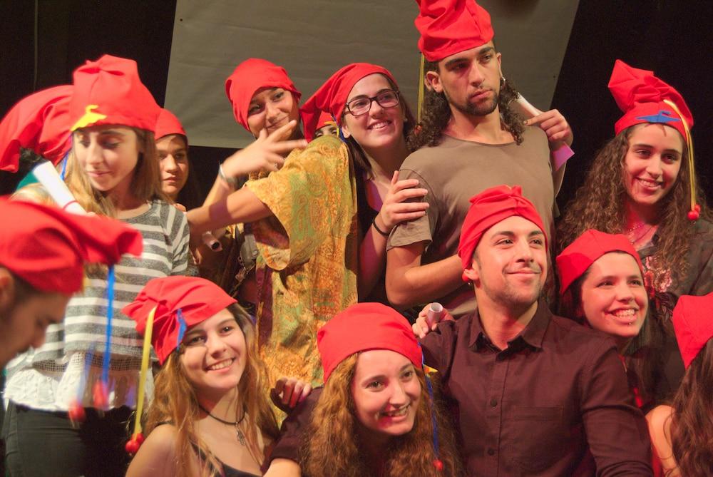 """A """"circo""""navegação para mais um ano no Chapitô"""