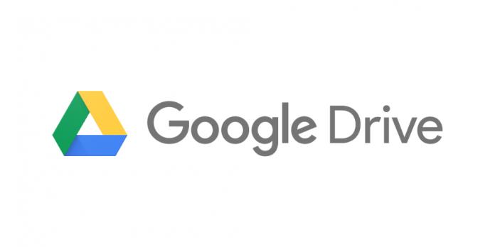 Vai e descansa em paz, Google Drive