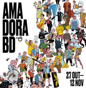 Amadora BD celebra artistas de Os Vingadores e The Spirit