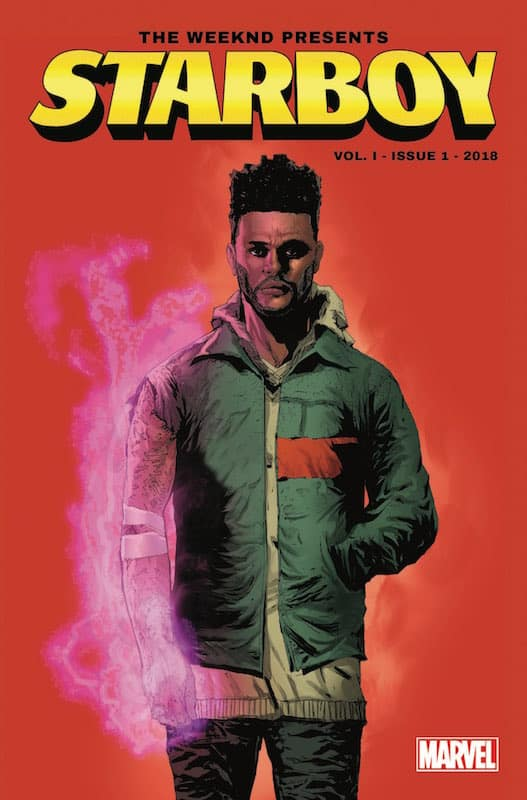 The Weeknd é novo super herói da Marvel