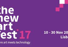 The New Art Fest leva a tecnologia à arte em Lisboa