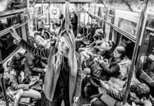 A app UnderLX vai safar-te no metro